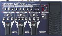 Multi effet basse en pedalier Boss ME-50B Bass Multiple Effects