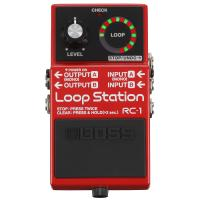 Pédale looper Boss RC-1 Loop Station