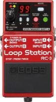 Pédale looper Boss RC-3 Loop Station