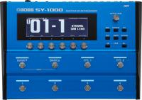 Pédale synthétiseur guitare Boss SY-1000 Guitar Synthesizer