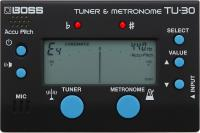 Accordeur Boss TU-30 Tuner & Metronome