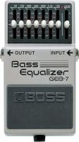 Pédale overdrive / distortion / fuzz Boss GEB-7 Bass Equalizer