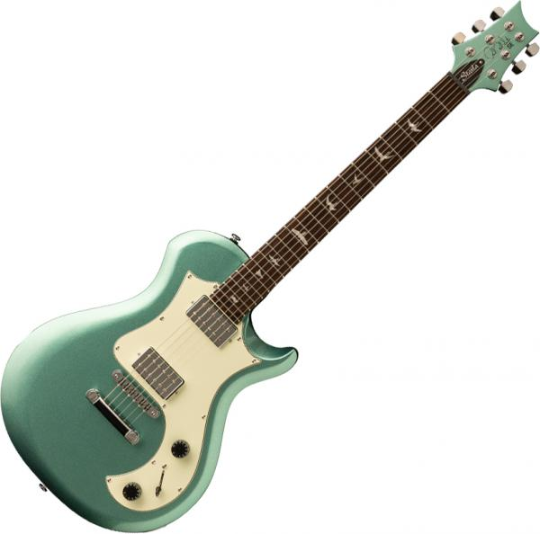 Guitare électrique solid body Prs SE Starla - Metallic green