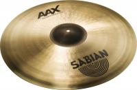 Cymbale ride Sabian AAX Ride Raw Bell Dry - 21 pouces