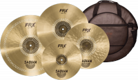 Pack cymbales Sabian FRX5003 Pack + Cover