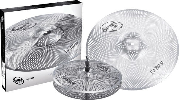Pack cymbales Sabian Quiet Tone Pack 13