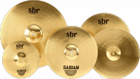Pack cymbales Sabian SBR 3 PACK Set Harmonique