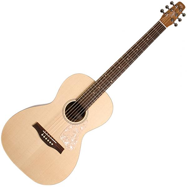Guitare folk & electro Seagull Entourage Grand - Natural almond