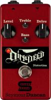 Pédale overdrive / distortion / fuzz Seymour duncan Dirty Deed Distorsion