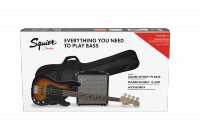 Affinity Series Precision Bass PJ Pack (LAU) - Brown sunburst
