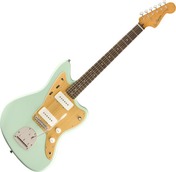 Guitare électrique solid body Squier Classic Vibe '60s Jazzmaster Ltd (LAU) - Surf green