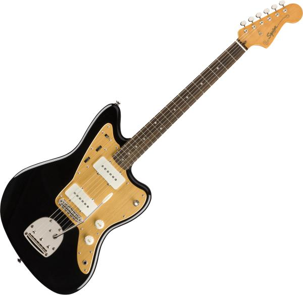 Guitare électrique solid body Squier Classic Vibe '60s Jazzmaster Ltd (LAU) - Black