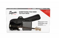 Affinity Series Precision Bass PJ Pack 2018 - Black