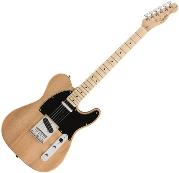 Guitare électrique solid body Squier Affinity Series Telecaster FSR Ltd - Natural