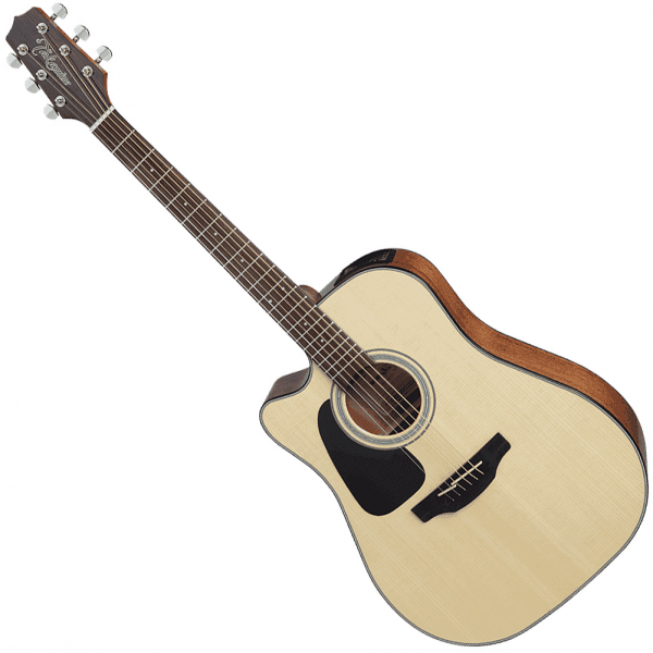 Guitare folk & electro Takamine GD30CE-LH Gaucher - Natural gloss