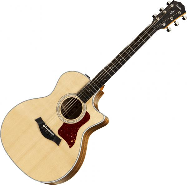 Guitare folk & electro Taylor 414ce V-Class 2019 - Natural
