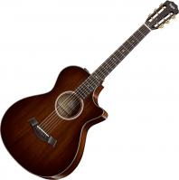 Guitare folk Taylor 522ce 12-Fret - Shaded edge burst