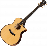Guitare folk Taylor 614CE Builder's Edition WHB V-Class 2019 - Natural