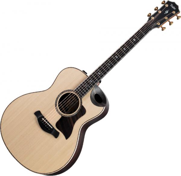 Guitare folk & electro Taylor Builder's Edition 816ce - Natural