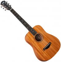 Guitare folk Taylor Baby Mahogany-e Gaucher - Natural