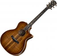 Guitare folk Taylor K24ce V-Class Bracing 2018 - Natural