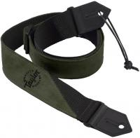 Courroie sangle Taylor Suede/Poly Guitar Strap 65120 - Olive