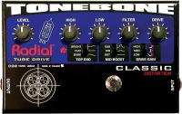 Pédale overdrive / distortion / fuzz Tonebone                       Classic Tube Distorsion