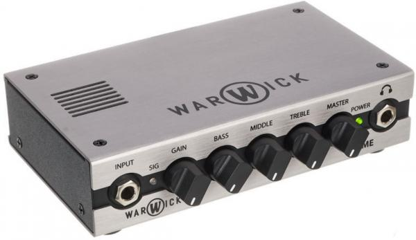 Tête ampli basse Warwick Gnome Pocket Bass Amp Head