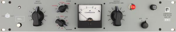 Compresseur limiteur gate Chandler limited RS124 Compressor