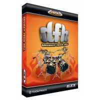 Banque de sons instrument virtuel Toontrack EZX Drumkit From Hell