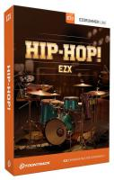 Banque de sons instrument virtuel Toontrack Hip Hop EZX