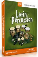 Banque de sons instrument virtuel Toontrack Latin Percussion EZX