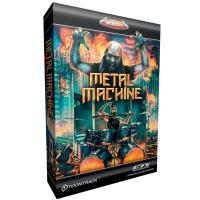 Banque de sons instrument virtuel Toontrack Metal Machine EZX