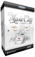 Banque de sons instrument virtuel Toontrack Music City USA SDX