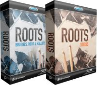 Banque de sons instrument virtuel Toontrack Roots Bundle SDX