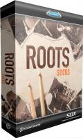 Banque de sons instrument virtuel Toontrack Roots Sticks SDX