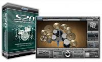 Banque de sons instrument virtuel Toontrack SDX The Lost New York Studios