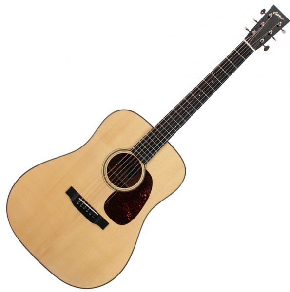 Guitare folk & electro Collings D1 - Natural