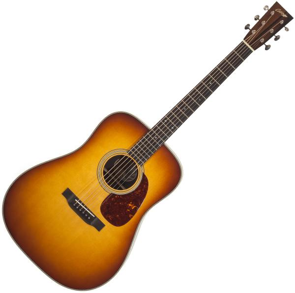 Guitare folk & electro Collings D2H Custom #28667 - Sunburst