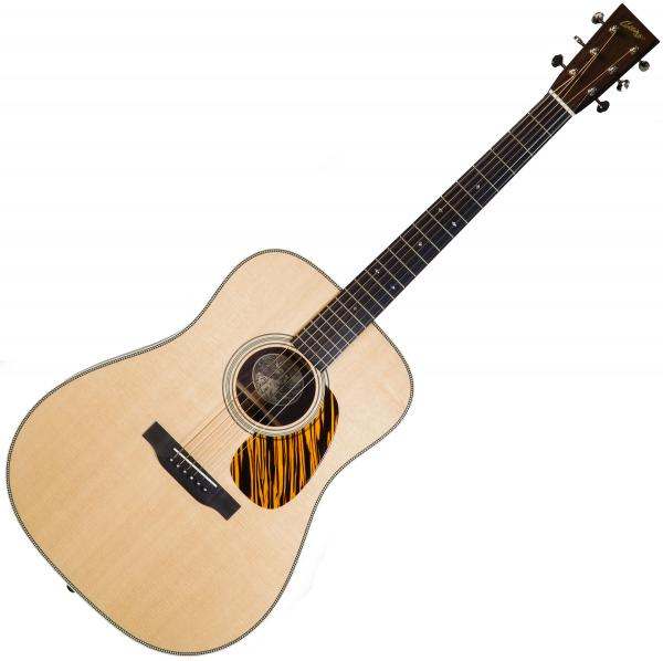 Guitare folk & electro Collings D2H Custom #28776 - Natural