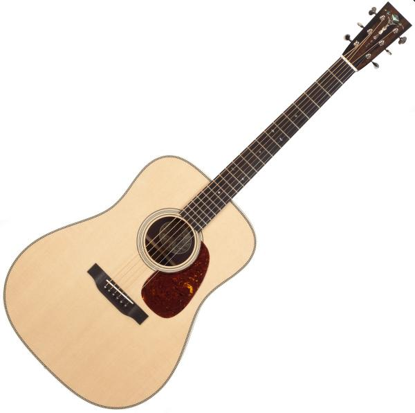 Guitare folk & electro Collings D2H Custom #27113 - Natural