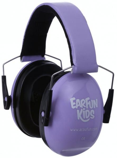 Protection auditive Acoufun EarFun Kids - Mauve