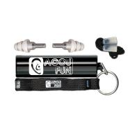 Protection auditive Acoufun ER20 Black Metal Edition