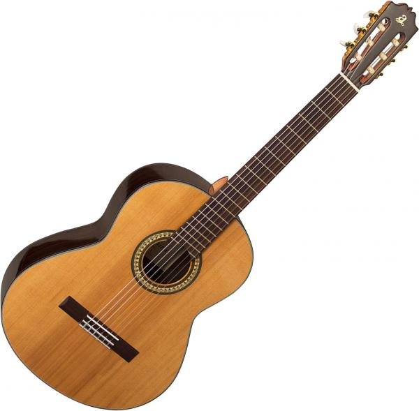 Guitare classique format 4/4 Admira                         Handcrafted A5 - Natural gloss