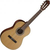 Guitare classique format 3/4 Cort AC70B - Natural open pore
