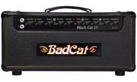 Tête ampli guitare électrique Bad cat                         Black Cat 15 Head