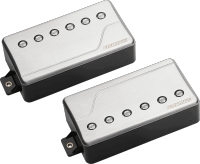 Fluence Classic Humbucker set Brushed Stainless