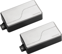 Fluence Modern Humbucker set Brushed