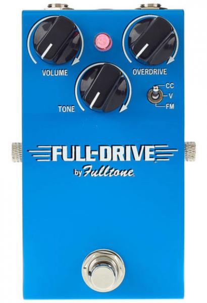 Pédale overdrive / distortion / fuzz Fulltone Full-Drive1 2018