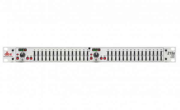 Equaliseur / channel strip Dbx 215s
